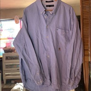 Tommy Hilfiger to ask dress shirt thick